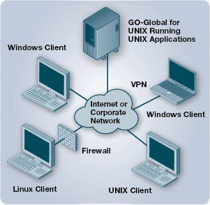 GO Global For Linux And UNIX